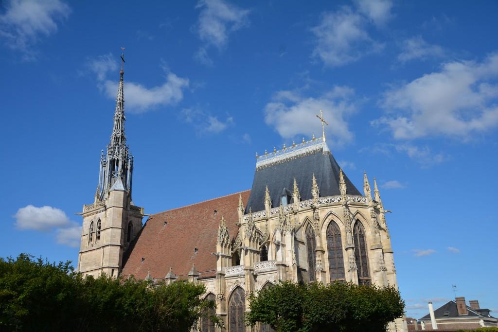 Église de Conches  Sortie ADL  05/10/2014