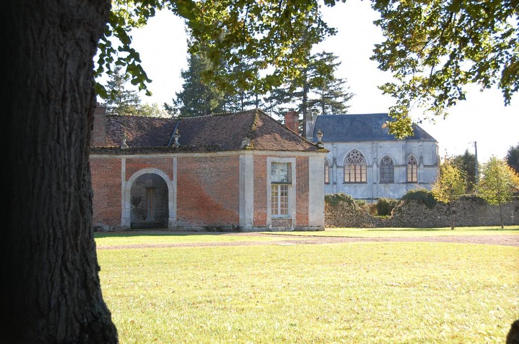 Château de Beaumesnil Sortie ADL du 17/10/2010