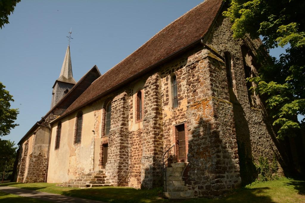 Église de Saint Sulpice sur Risle Sortie ADL du 10/02/2017