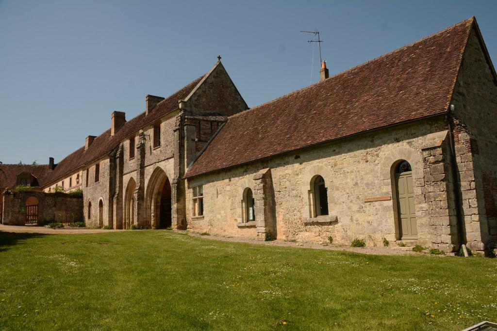 Abbaye de Saint Evroult Notre Dame du Bois