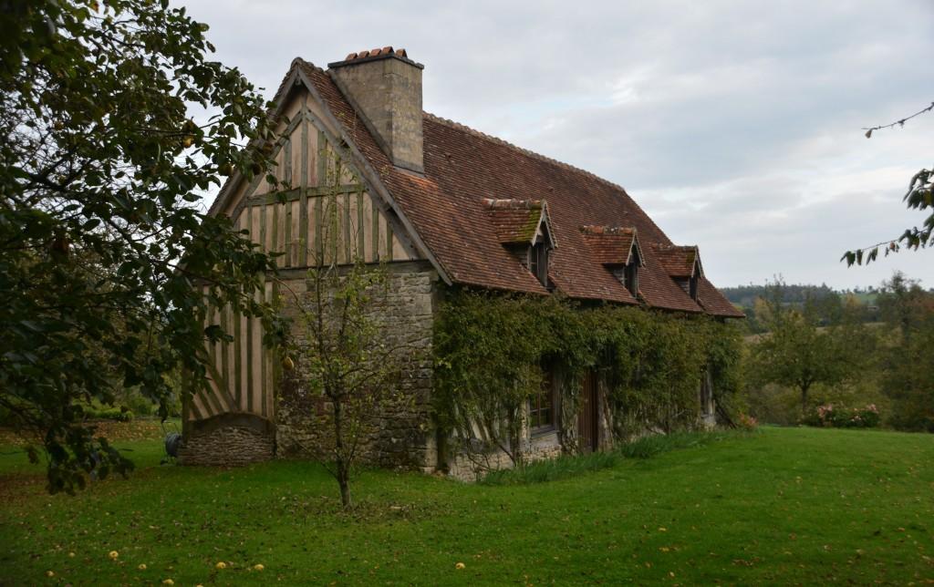 Le RONCERAY, ferme où naquit Charlotte CORDAY