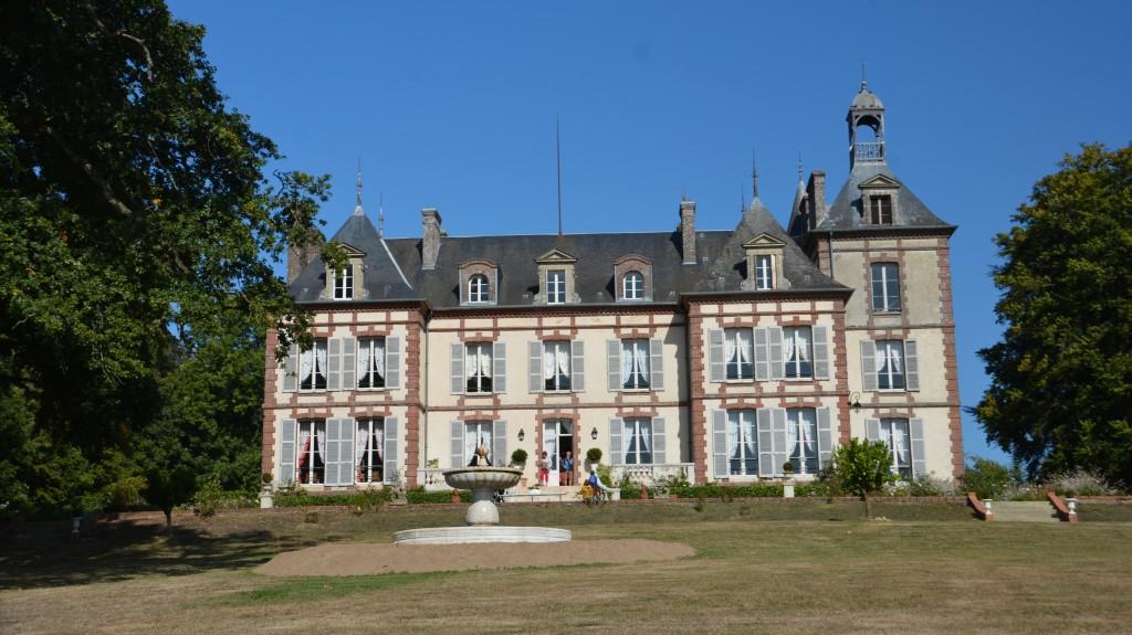 Château du Livet sortie du 13 10 2019 001